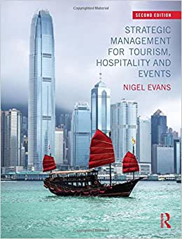 Strategic Management for Tourism, Hospitality and Events ebook