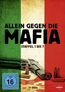 Allein gegen die Mafia - Staffel 1-7 (21 Discs)