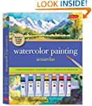 Watercolor Painting Kit: A complete p...