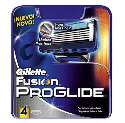 Gillette Proglide Ricarica Pz.4
