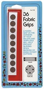 Fabric Grips 36/Pkg