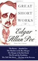 Great Short Works of Edgar Allan Poe: Poems Tales Criticism