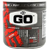 Buy EXT Sports GO - Fruit Punch 4.9 oz(s) - PERFORMANCE PRE-TRAINING POWDER - EURO SUPPS Price-image