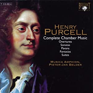 Purcell - Complete Chamber Music by Brilliant Classics