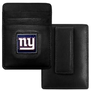 Siskiyou New York Giants Executive Money Clip/Credit Card Holder - New York Giants One Size