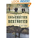 When Universities are Destroyed: How Tulane University and the University of Alabama Rebuilt...