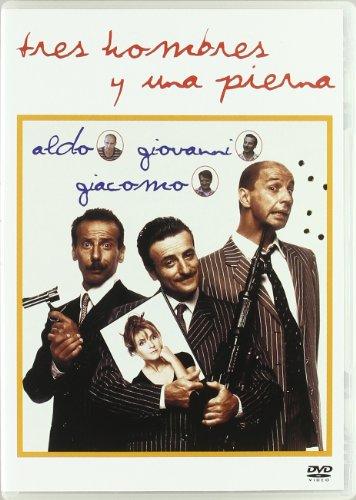 Tres Hombres Y Una Pierna [DVD]