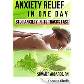 Anxiety Relief in ONE Day: Stop Anxiety in its Tracks FAST