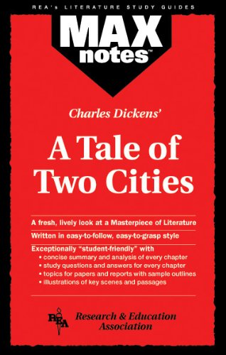 A Tale of Two Cities (MAXNotes Literature Guides) (MAXnotes)