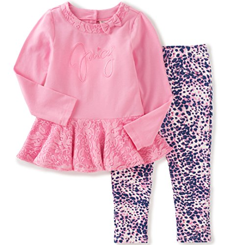 juicy-couture-baby-girls-tunic-with-lace-accents-and-printed-pant-set-pink-18-months