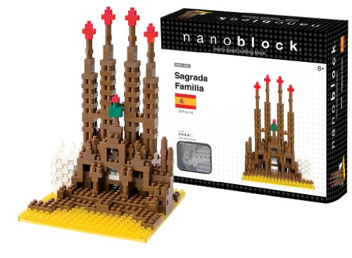 Ohio Art Nano Blocks Sagrada Familia