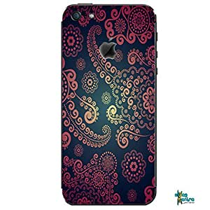Swagmantra Shade flowers mobile skin for Iphone 5