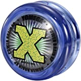 Yomega Power Brain XP yoyo with synchronized clutch and smart switch enables players to switch between auto-return and manual styles of play (colors may vary)