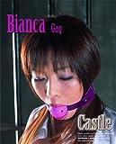 ラブクラウド Castleシリーズ Bianca ピンク 口枷 SMグッズ