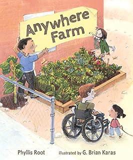 Book Cover: Anywhere Farm