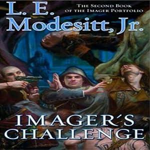 Imager's Challenge Audiobook