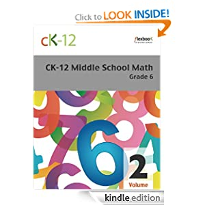 Logo for CK-12 Middle School Math Grade 6, Volume 2 Of 2