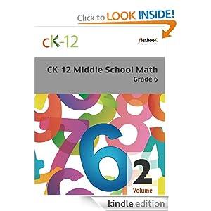 Logo for CK-12 Middle School Math Grade 6, Volume 2 Of 2