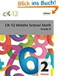 CK-12 Middle School Math Grade 6, Vol...