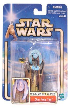 ORN FREE TAA * SENATOR * Star Wars Attack of the Clones 2002 Action Figure & ...