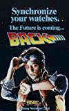 BACK TO THE FUTURE 2 - MICHAEL J FOX - US TEASER MOVIE FILM WALL POSTER - 30CM X 43CM