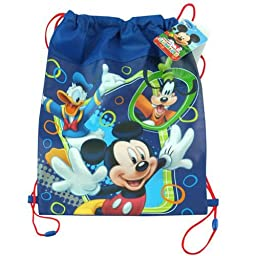 Licensed Character Non Woven Sling Bag (Mickey)