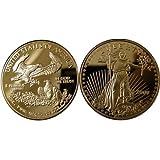 2009 $50 American Eagles Gold Coin - Replica