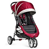 Baby Jogger City Mini Single Stroller (Crimson)