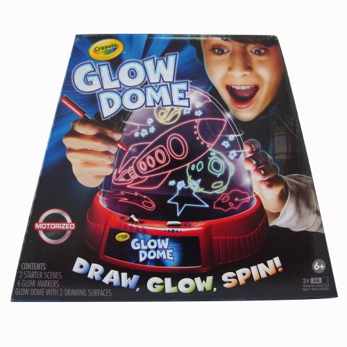 Crayola Glow Dome Picture