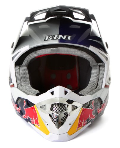 Kini Red Bull Helm Competition Composite Lite Blue S