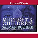 Midnight's Children (       UNABRIDGED) by Salman Rushdie Narrated by Lyndam Gregory