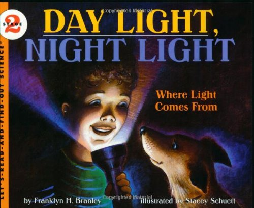 Day Light, Night Light: Where Light Comes From (Let'S-Read-And-Find-Out Science 2) front-1067108