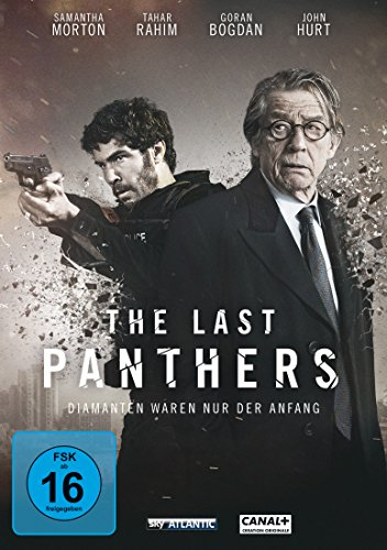 The Last Panthers - Staffel 1 [2 DVDs]