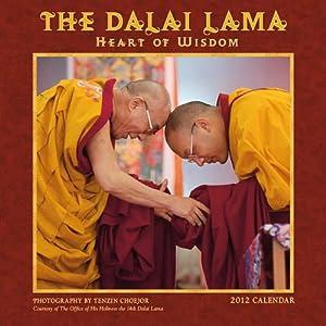 Dalai Lama Heart of Wisdom Calendar 2012