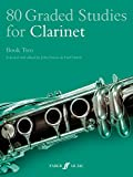 80 Graded Studies for Clarinet: Book 2 (Clarinet Solo) (Faber Edition)