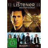 The Listener - Der Gedankenjäger, Season 1 4 Discs
