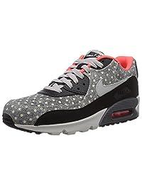 Nike AIR MAX 90 LTR PREMIUM Mens Sneakers 666578-006