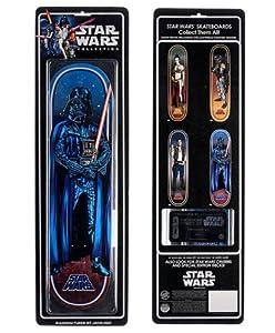 Santa Cruz Star Wars Darth Vader Collectible Skateboard Deck