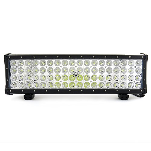 Four Row 17 Inch 216W 2014 New Cree Led Work Light Bar 18000 Lumen Wi9041-216 For Jeep Cabin/Boat/Suv/Truck/Car/Atv/Vehicles/Automative/Jeep/Marine Off-Road Bulb Lamp Light Fog Lighting Exterior