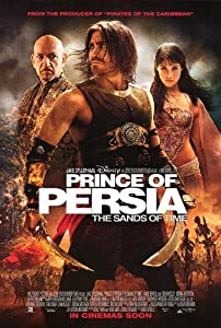 Prince of Persia International Movie Poster Double Sided Original 27x40