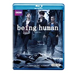 Being Human: Season Five (Blu-ray)