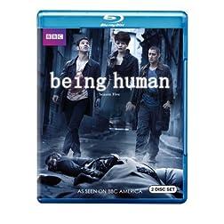 Being Human: Season Five (Blu-ray)