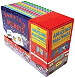 img - for Amazing Machines: Truckload of Fun (10-Book Set) book / textbook / text book