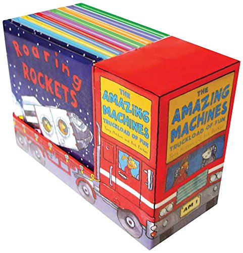 Amazing-Machines-Truckload-of-Fun-10-Book-Set