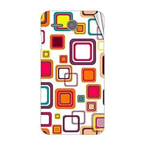 Garmor Designer Mobile Skin Sticker For Lenovo S930 - Mobile Sticker