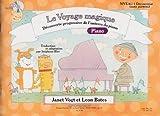 VOYAGE MAGIQUE NIVEAU 1 DECOUVREUR (SANS PORTEES)CAH.PNO(AVEC CD)