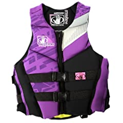 Body Glove Ladies Phantom U.S. Coast Guard Approved Neoprene Pfd Life Vest by Body Glove