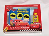 Disney Cars Little Flashlight Adventure Book