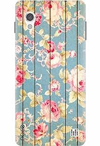 Noise Designer Printed Case / Cover for InFocus M370 / Floral / Flower Design