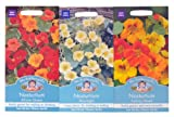 Mr Fothergill's Seeds Nasturtium Trailing Collection